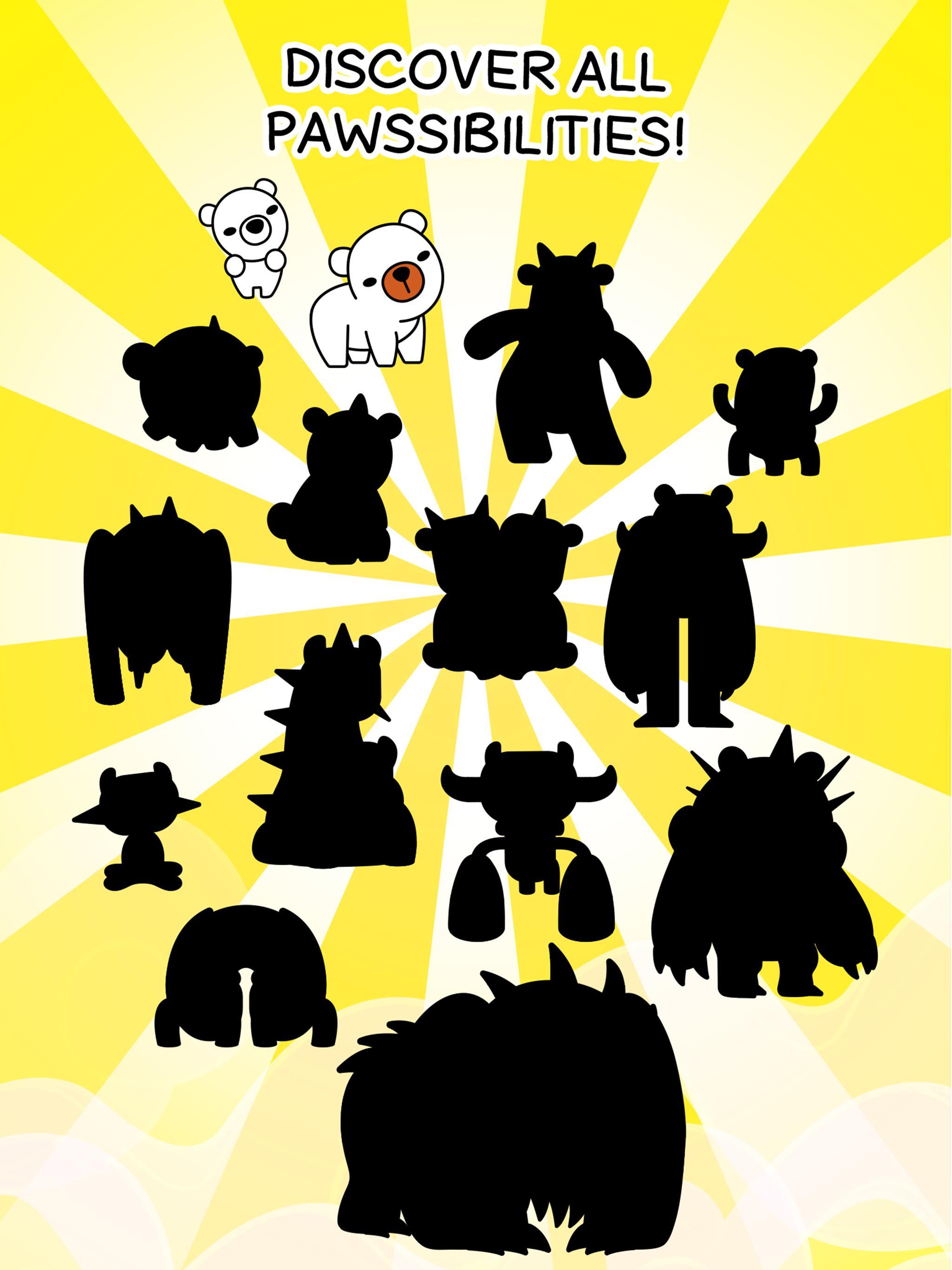 Bear Evolution UnBEARably Fun Clicker Game 1.0 Screenshot 8