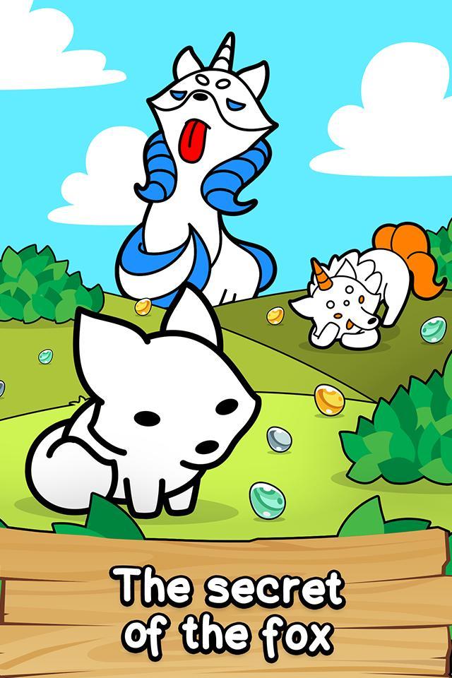Fox Evolution The Secret of The Mutant Foxes 1.0.5 Screenshot 1