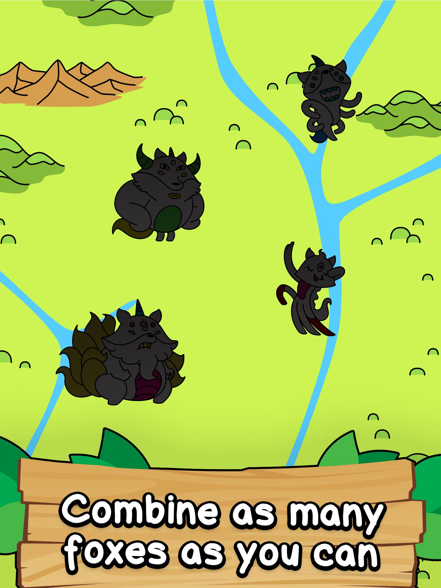 Fox Evolution The Secret of The Mutant Foxes 1.0.5 Screenshot 7