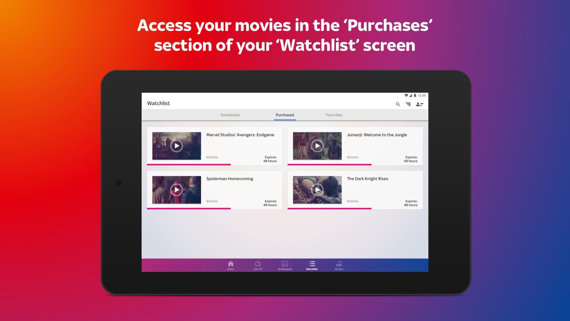 Tata Sky Mobile- Live TV, Movies, Sports, Recharge 9.9 Screenshot 14