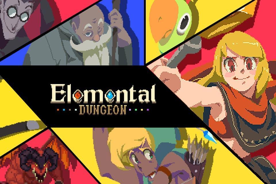 Elemental Dungeon 1.6 Screenshot 1