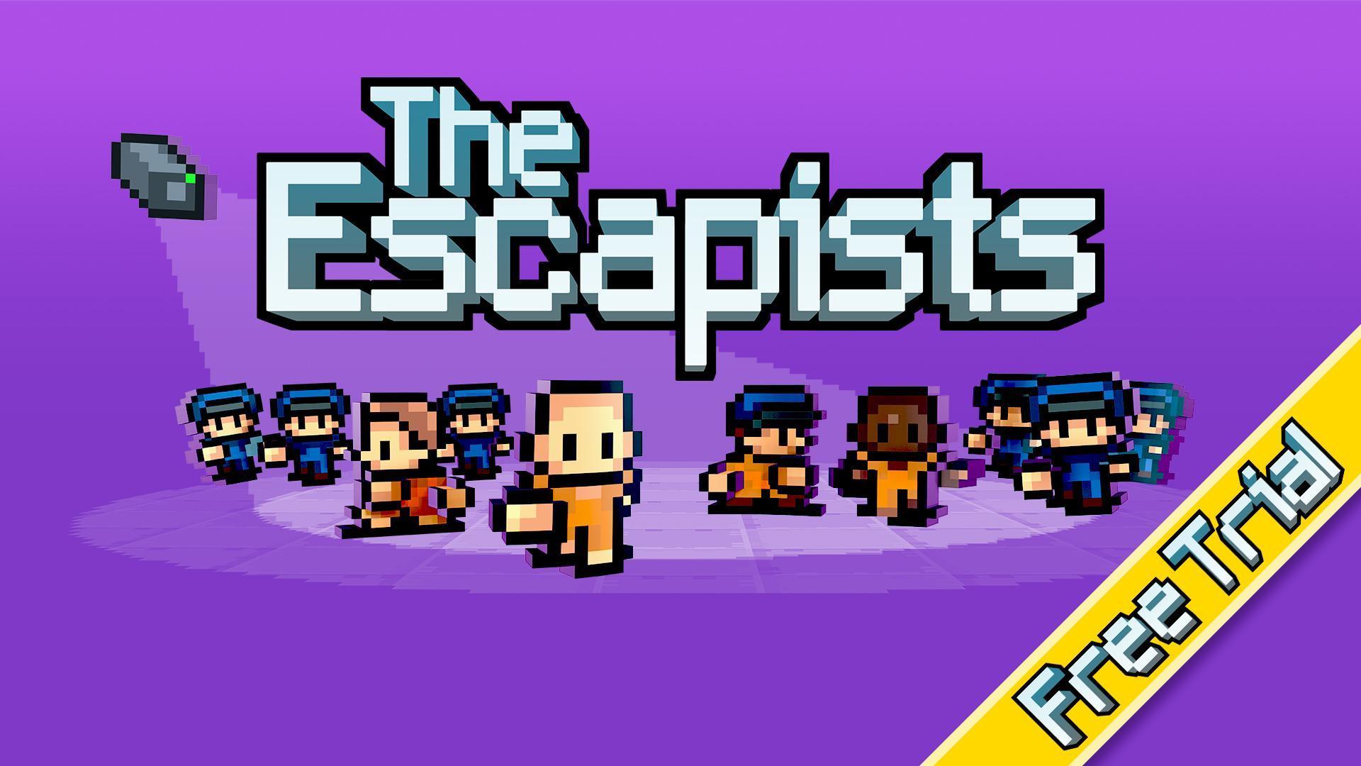 The Escapists: Prison Escape – Trial Edition 636064 Screenshot 1