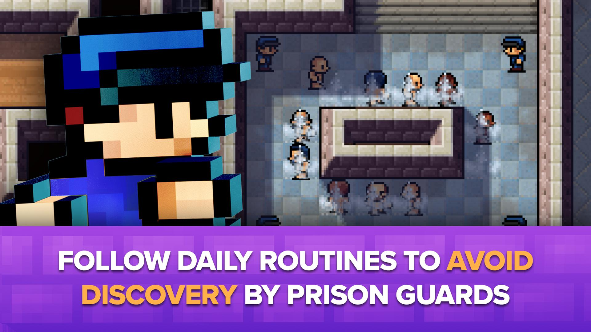 The Escapists: Prison Escape – Trial Edition 636064 Screenshot 15
