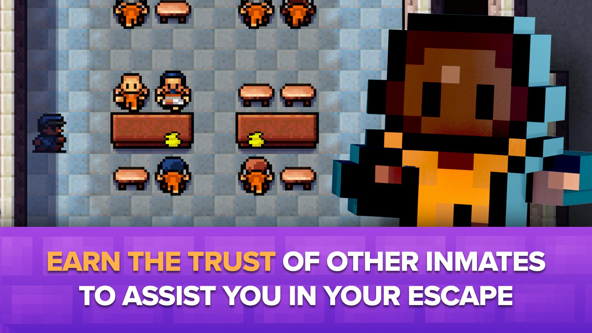 The Escapists: Prison Escape – Trial Edition 636064 Screenshot 16