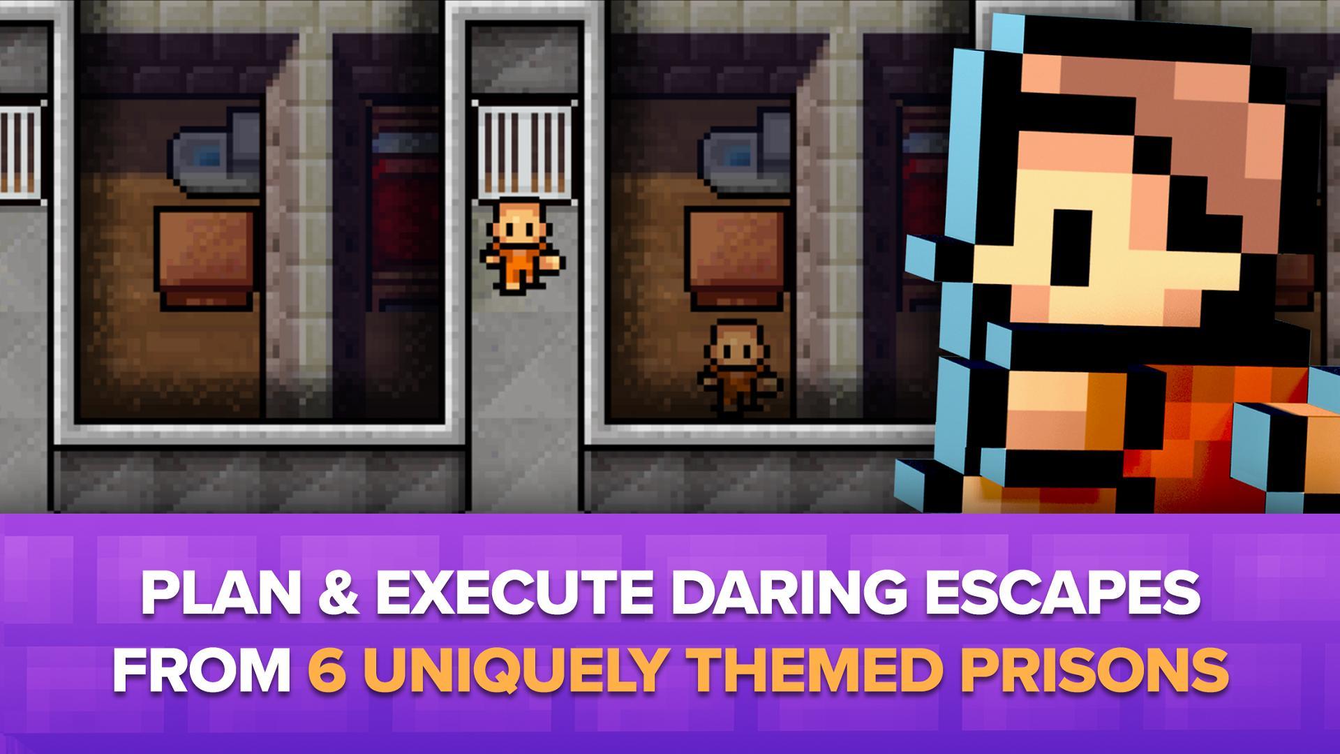 The Escapists: Prison Escape – Trial Edition 636064 Screenshot 2