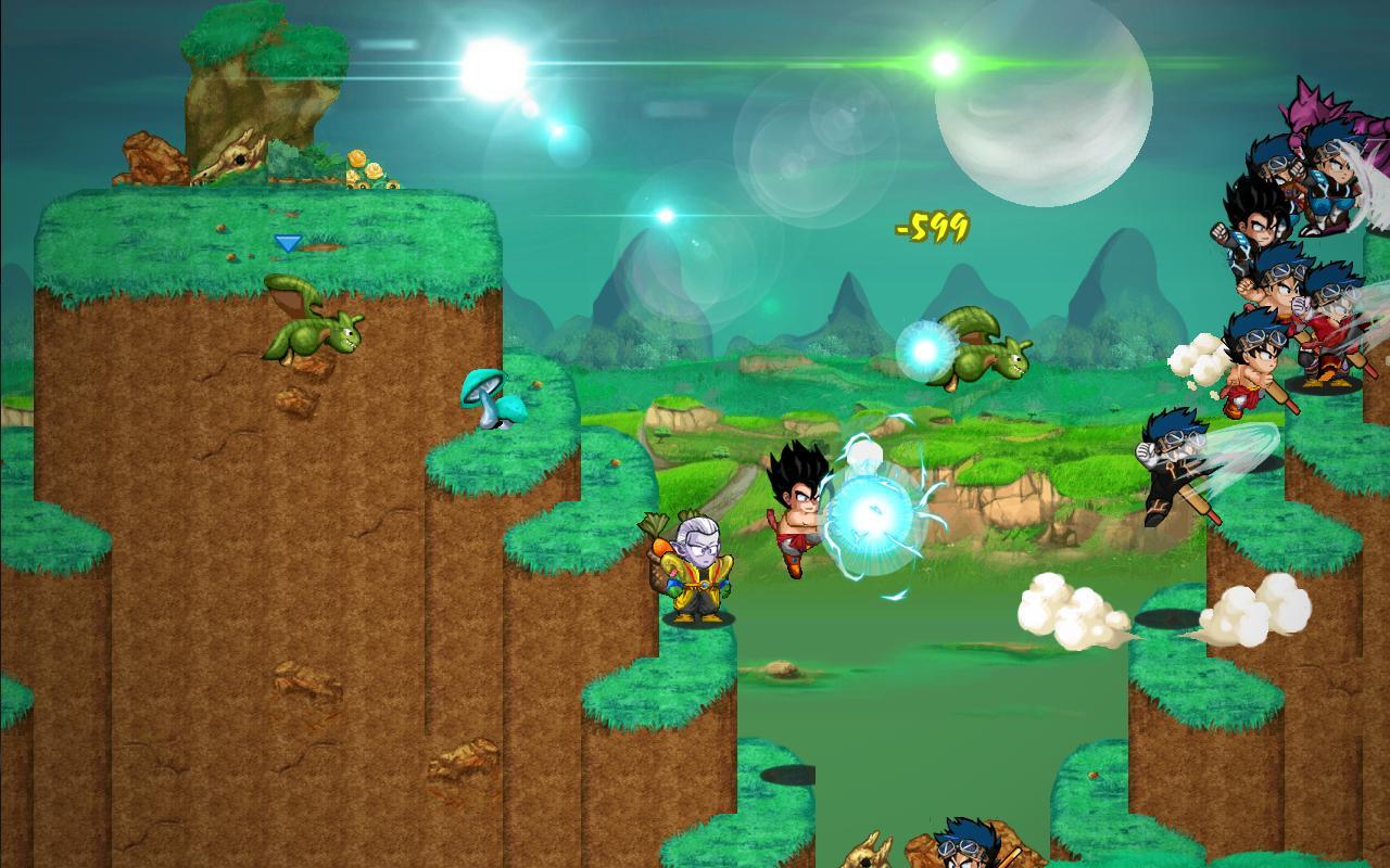 Chú Bé Rồng 1.8.8 Screenshot 1