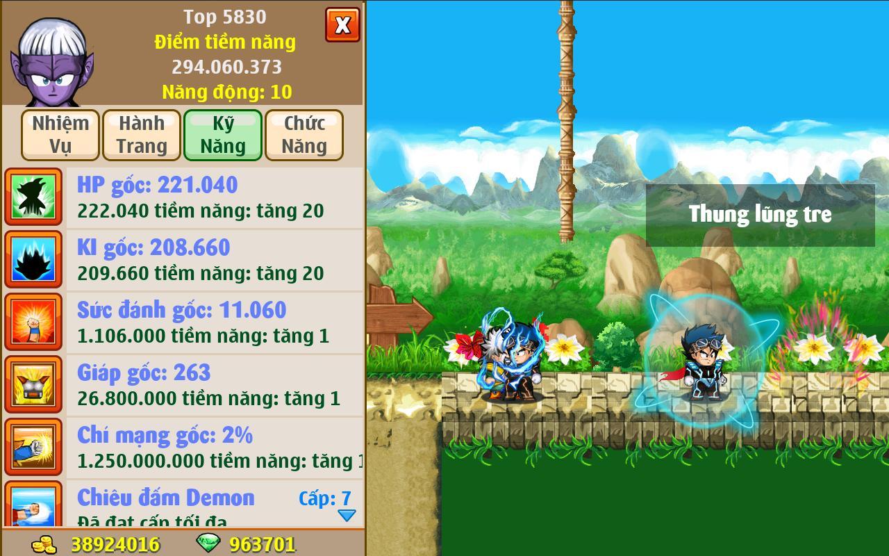 Chú Bé Rồng 1.8.8 Screenshot 2