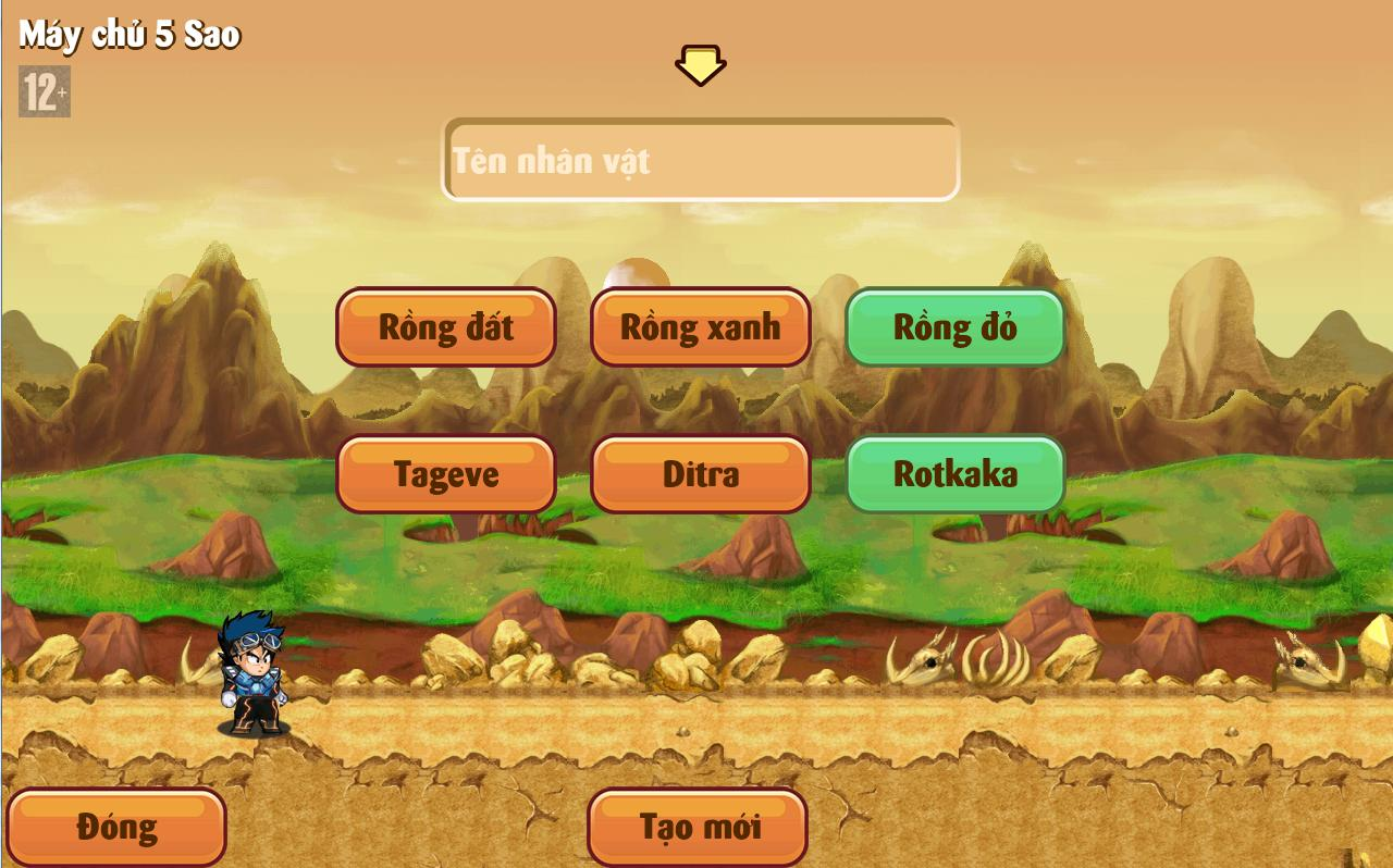 Chú Bé Rồng 1.8.8 Screenshot 4