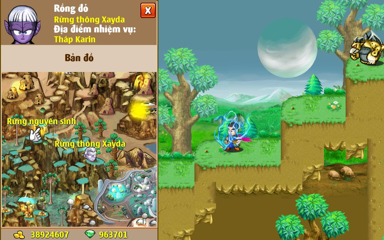 Chú Bé Rồng 1.8.8 Screenshot 6