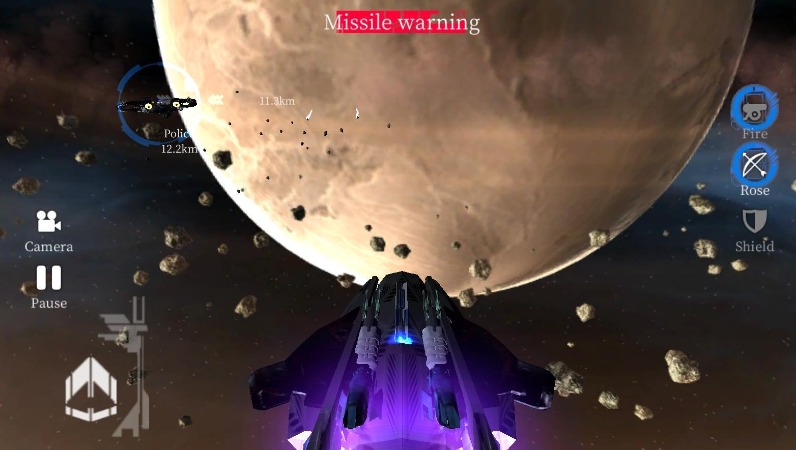 Space Pirate King(3D Battleship Battle) 49.0 Screenshot 1
