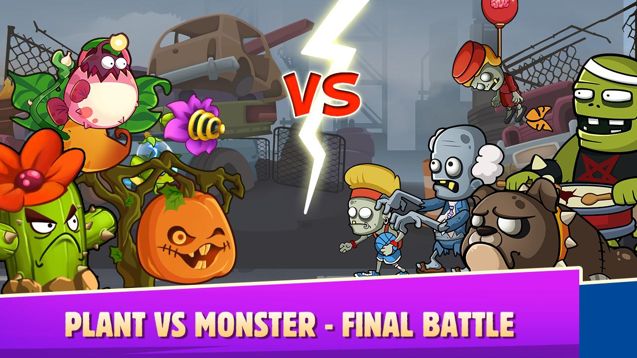 Plant Empires Merge plant monster fight 1.0.4 Screenshot 1