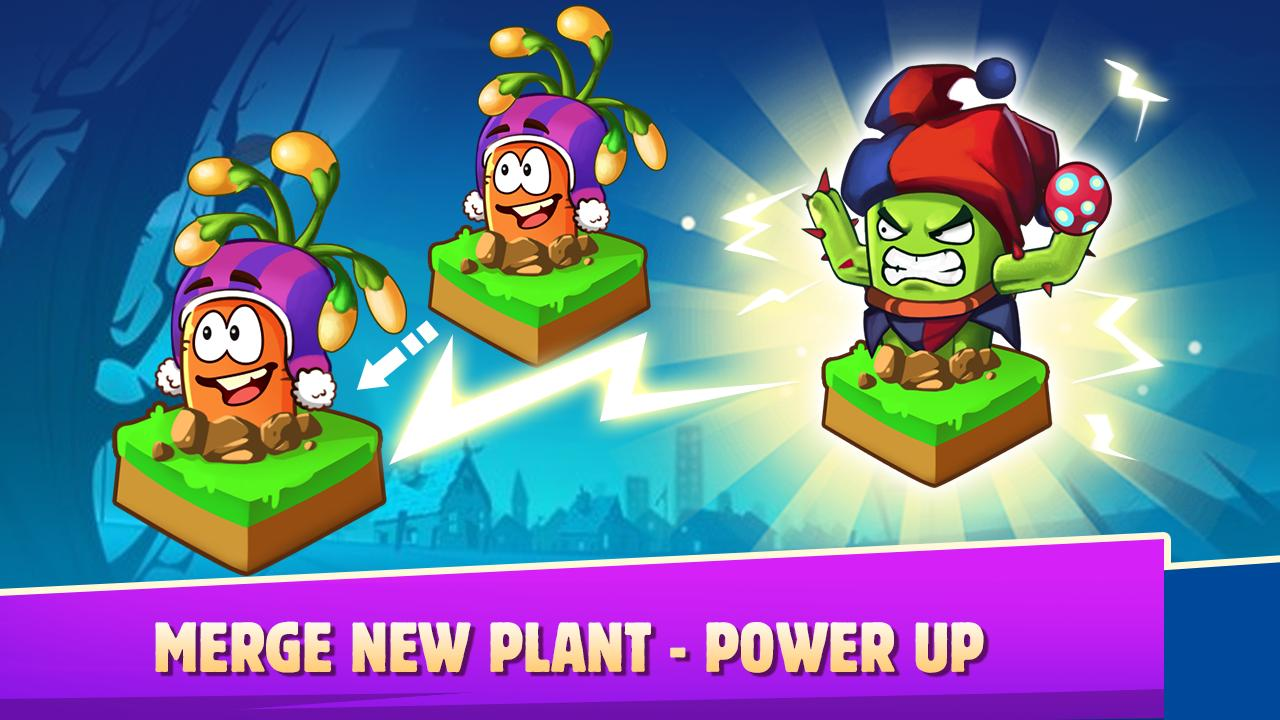 Plant Empires Merge plant monster fight 1.0.4 Screenshot 3