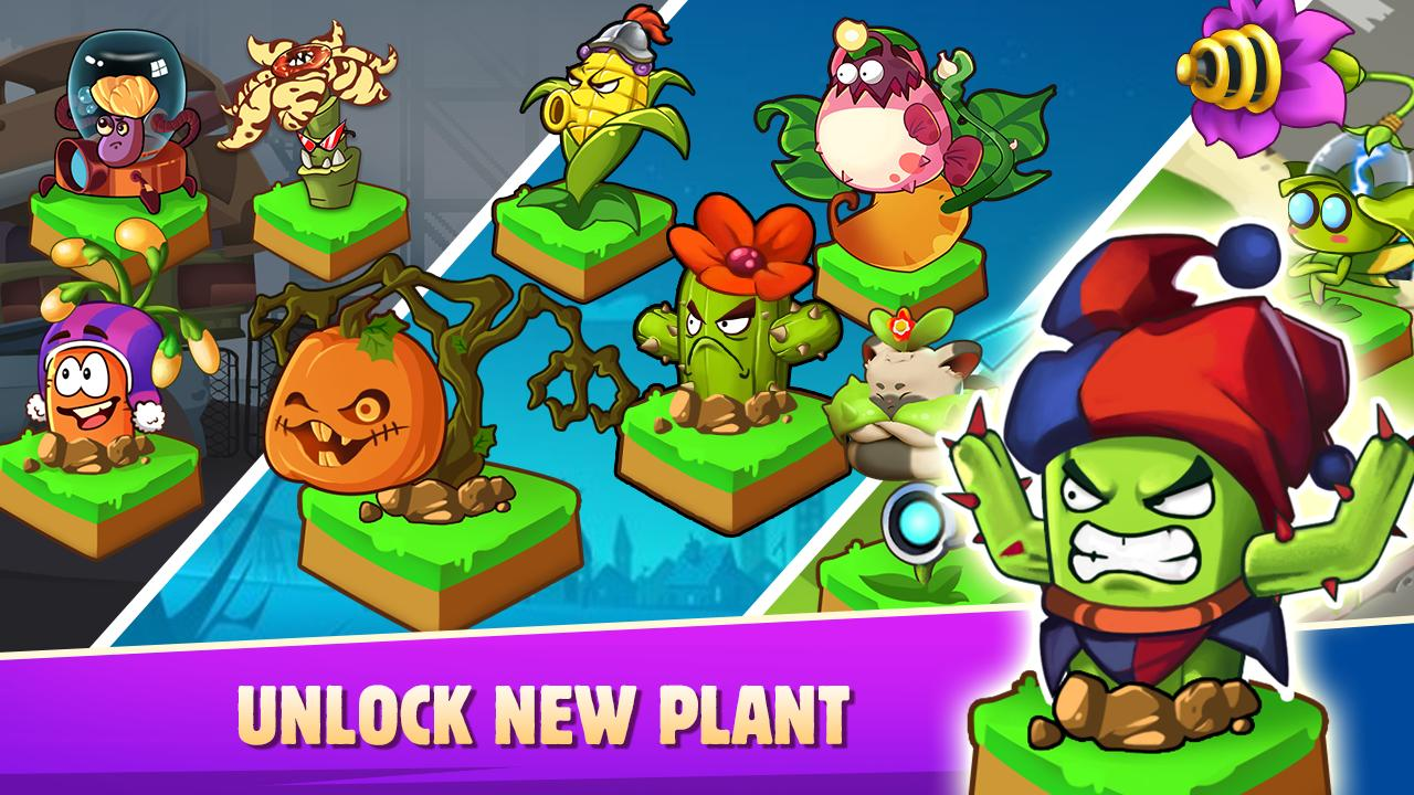 Plant Empires Merge plant monster fight 1.0.4 Screenshot 4