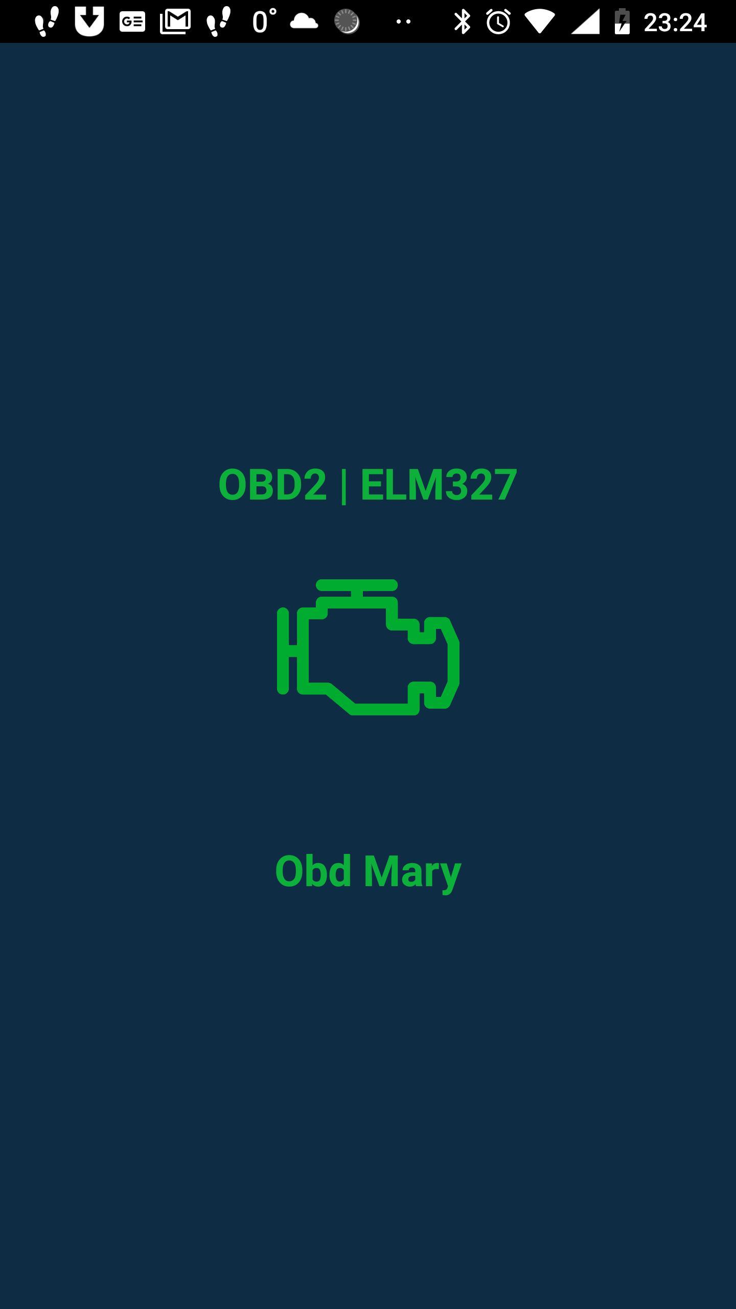 Obd Mary – OBD2 car scanner & dashboard on ELM327 1.128 Screenshot 8