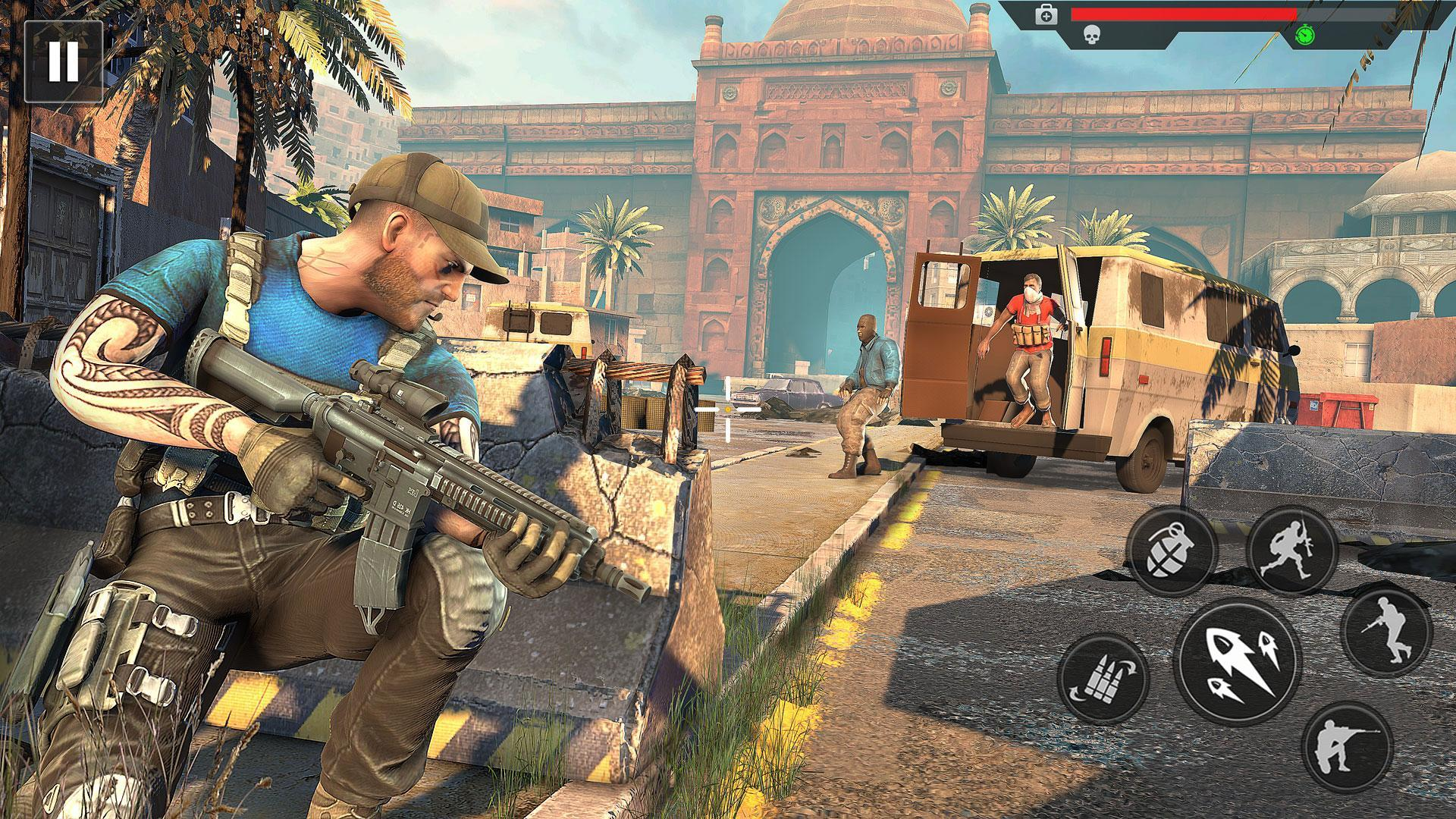 Anti Terrorist Squad Shooting (ATSS) 0.6.2 Screenshot 1