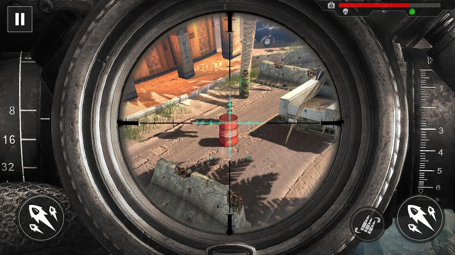 Anti Terrorist Squad Shooting (ATSS) 0.6.2 Screenshot 12