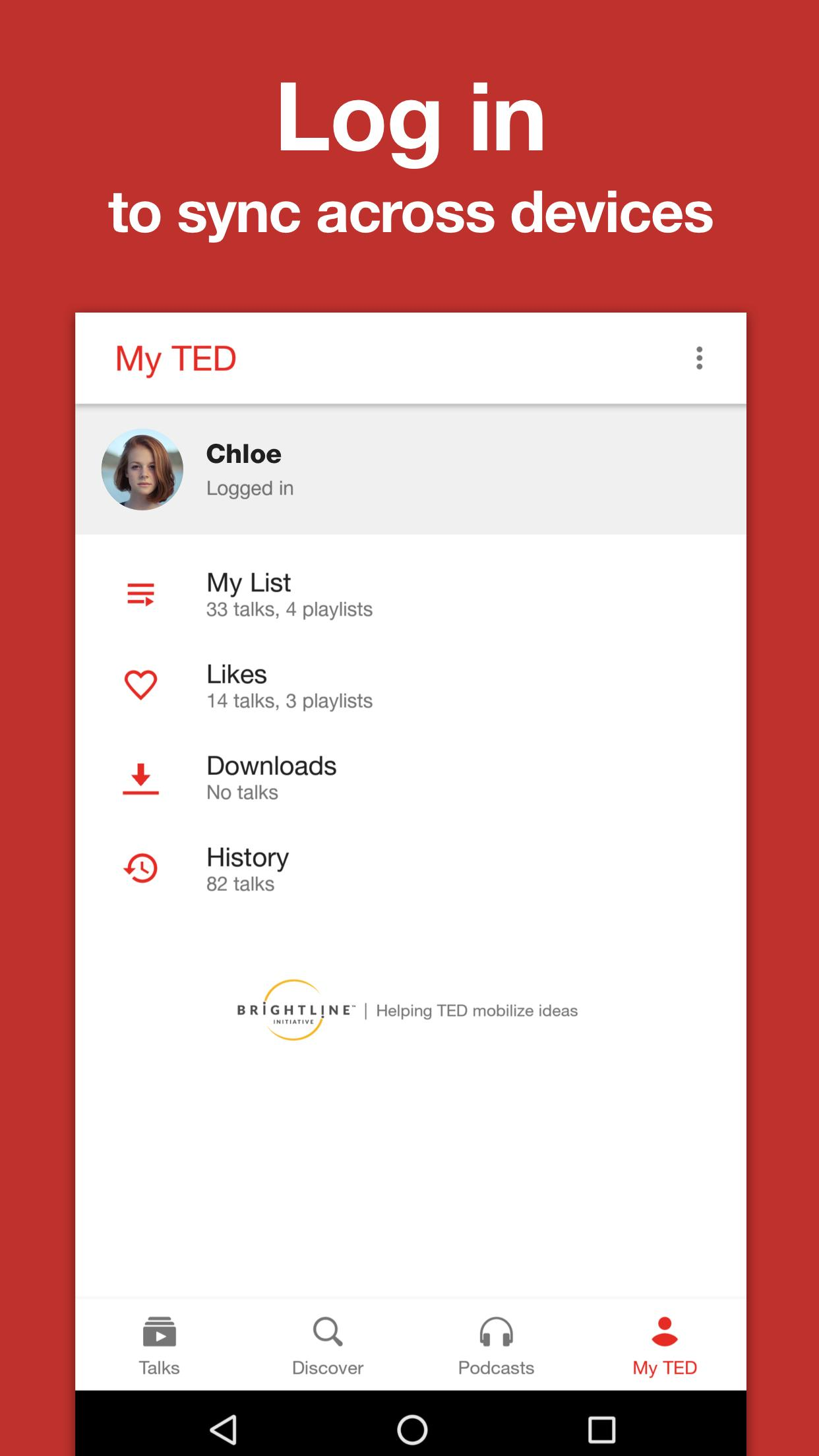 TED 4.5.4 Screenshot 4