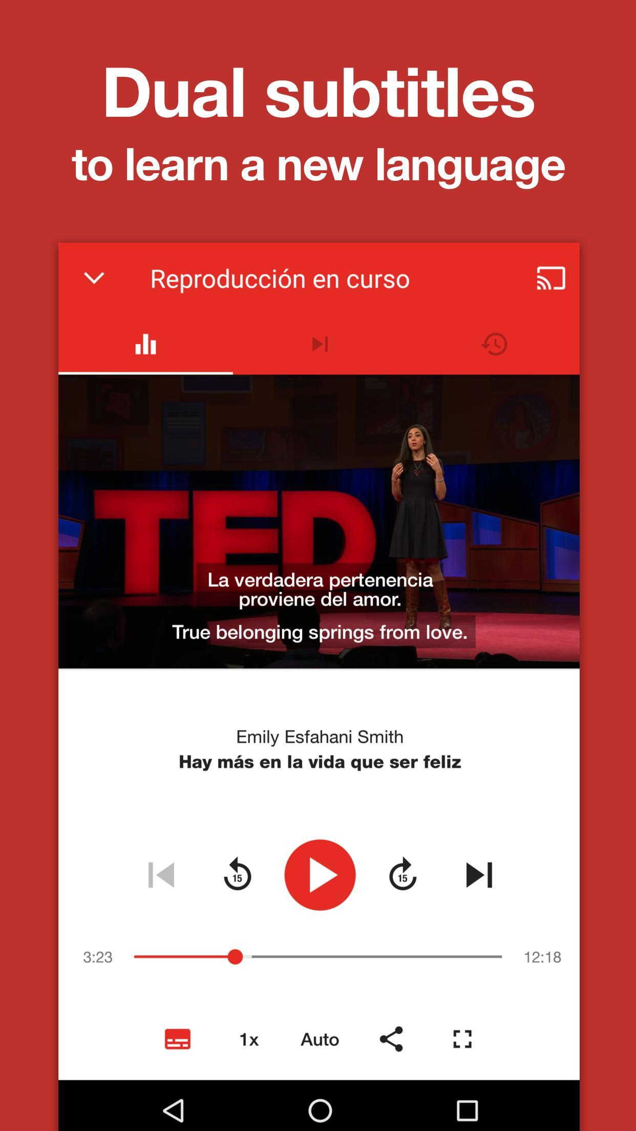 TED 4.5.4 Screenshot 6