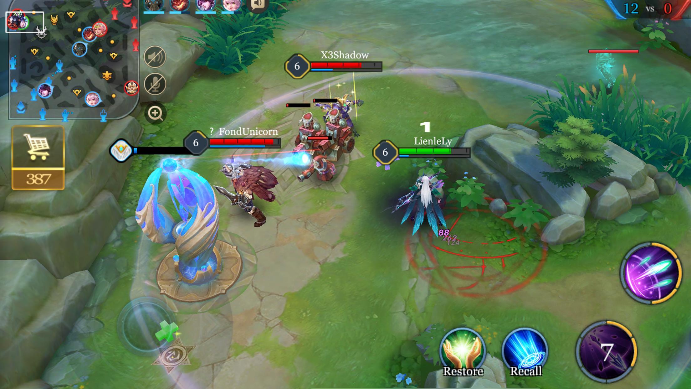 Arena of Valor 5v5 Arena Game 1.35.1.12 Screenshot 1