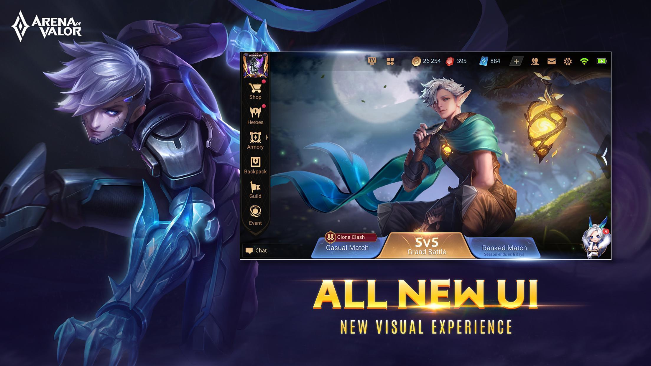 Arena of Valor 5v5 Arena Game 1.35.1.12 Screenshot 19