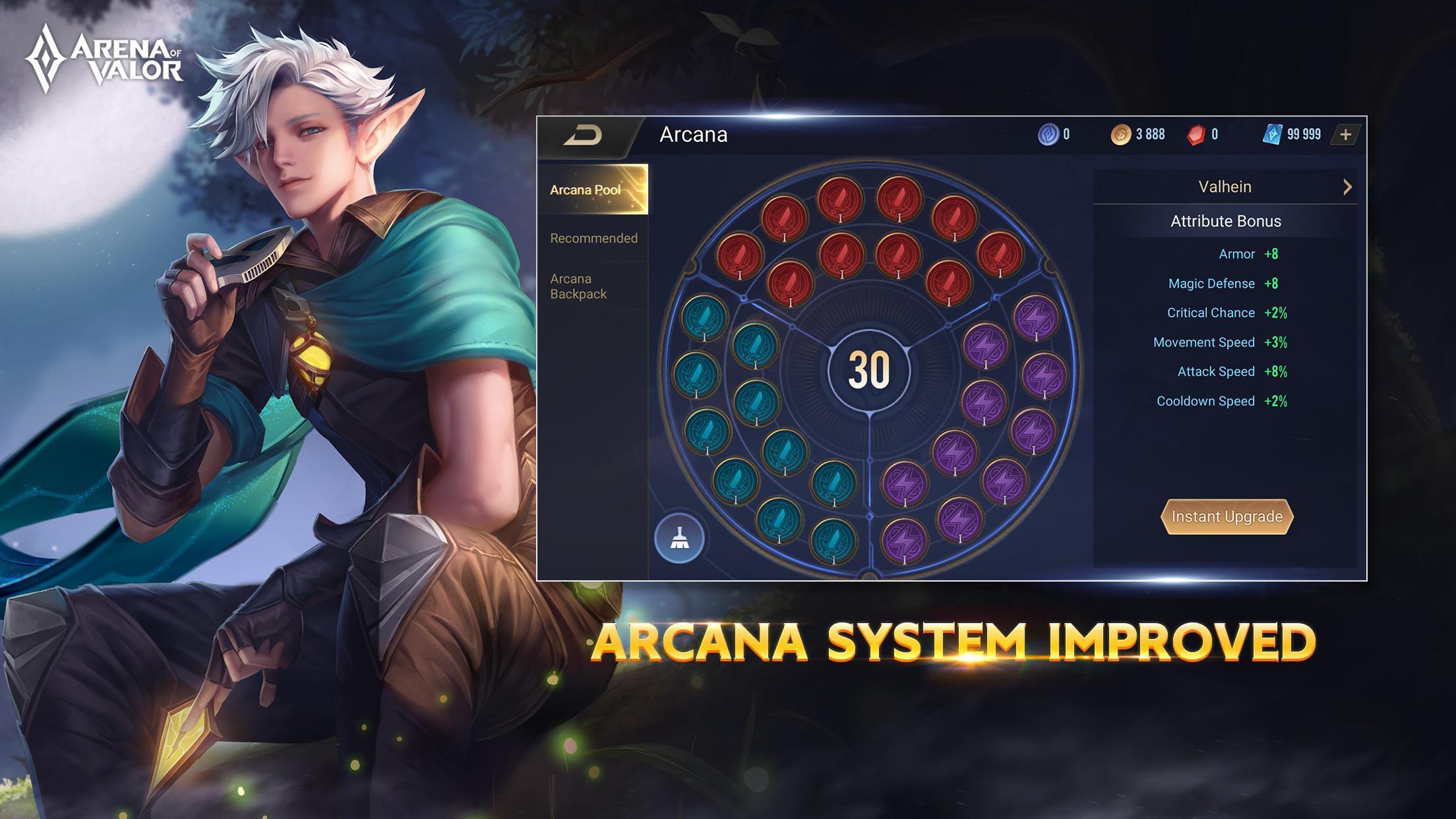 Arena of Valor 5v5 Arena Game 1.35.1.12 Screenshot 20