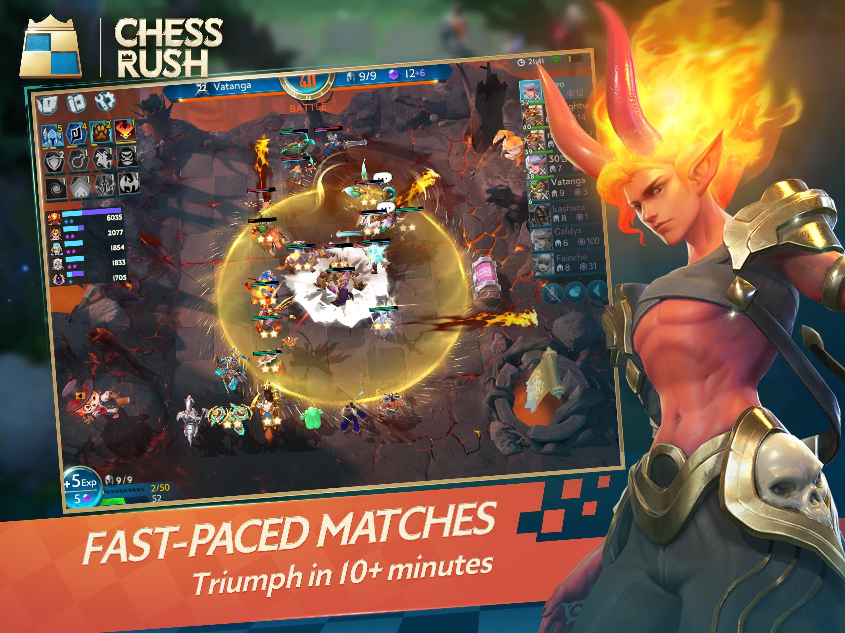Chess Rush 1.9.560 Screenshot 13