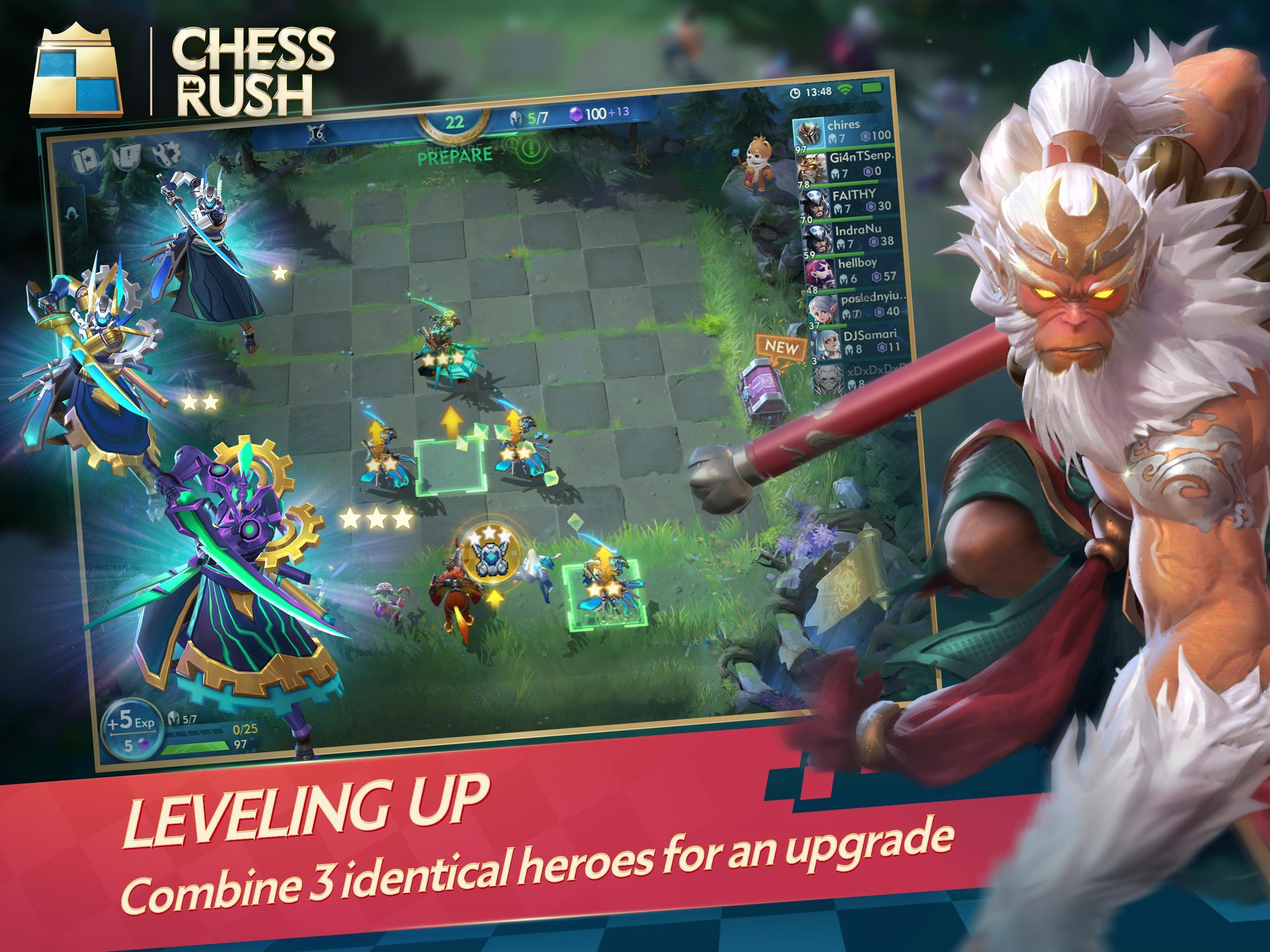 Chess Rush 1.9.560 Screenshot 22