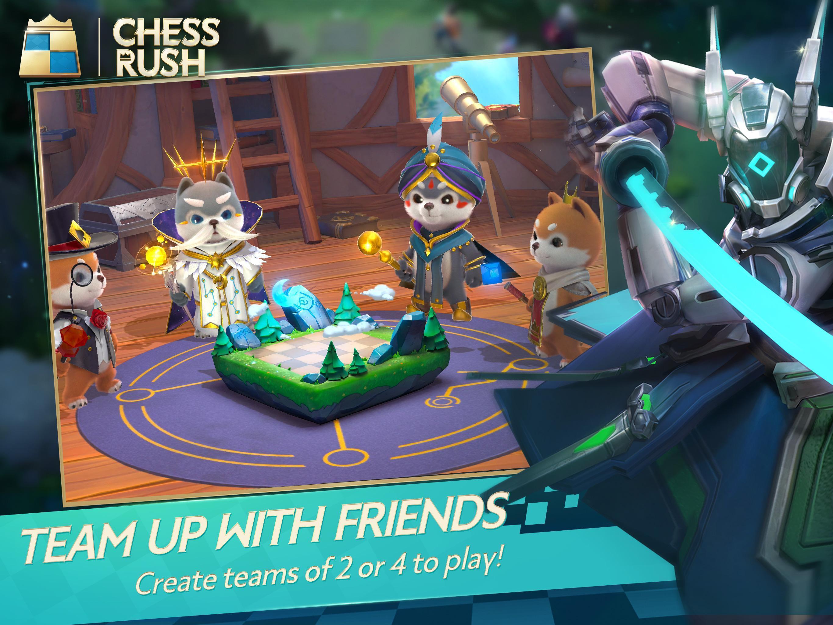 Chess Rush 1.9.560 Screenshot 3