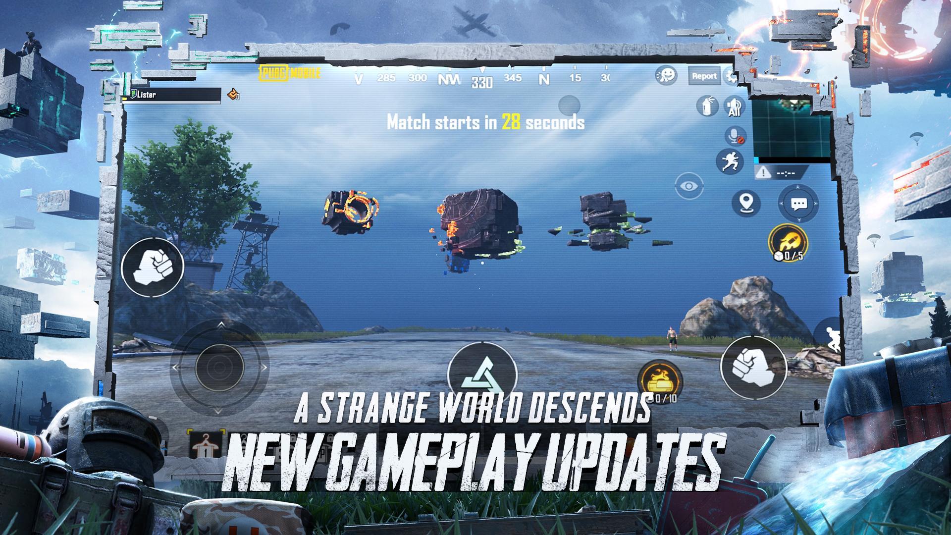 PUBG MOBILE 1.1.0 Screenshot 2