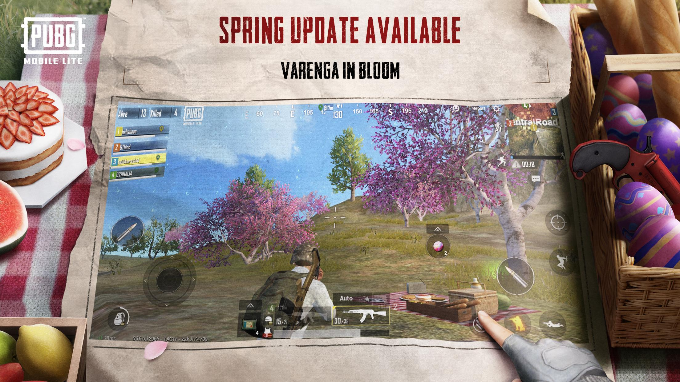 PUBG MOBILE LITE 0.20.0 Screenshot 3