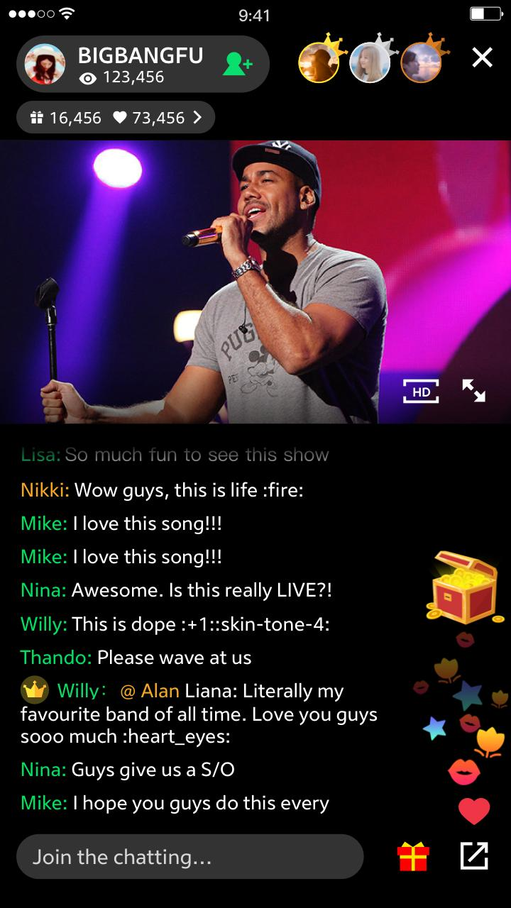 JOOX Music 5.5.2 Screenshot 10