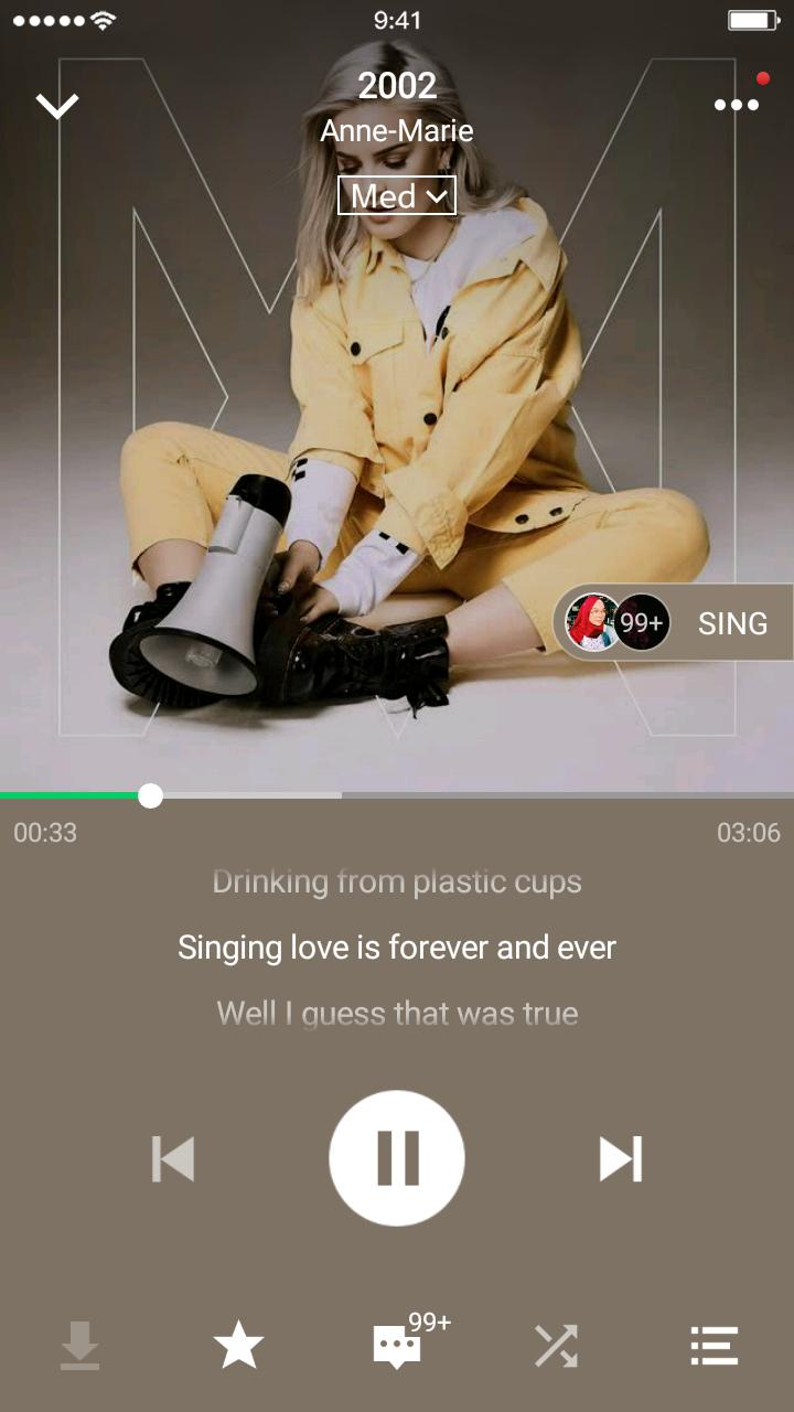 JOOX Music 5.5.2 Screenshot 7