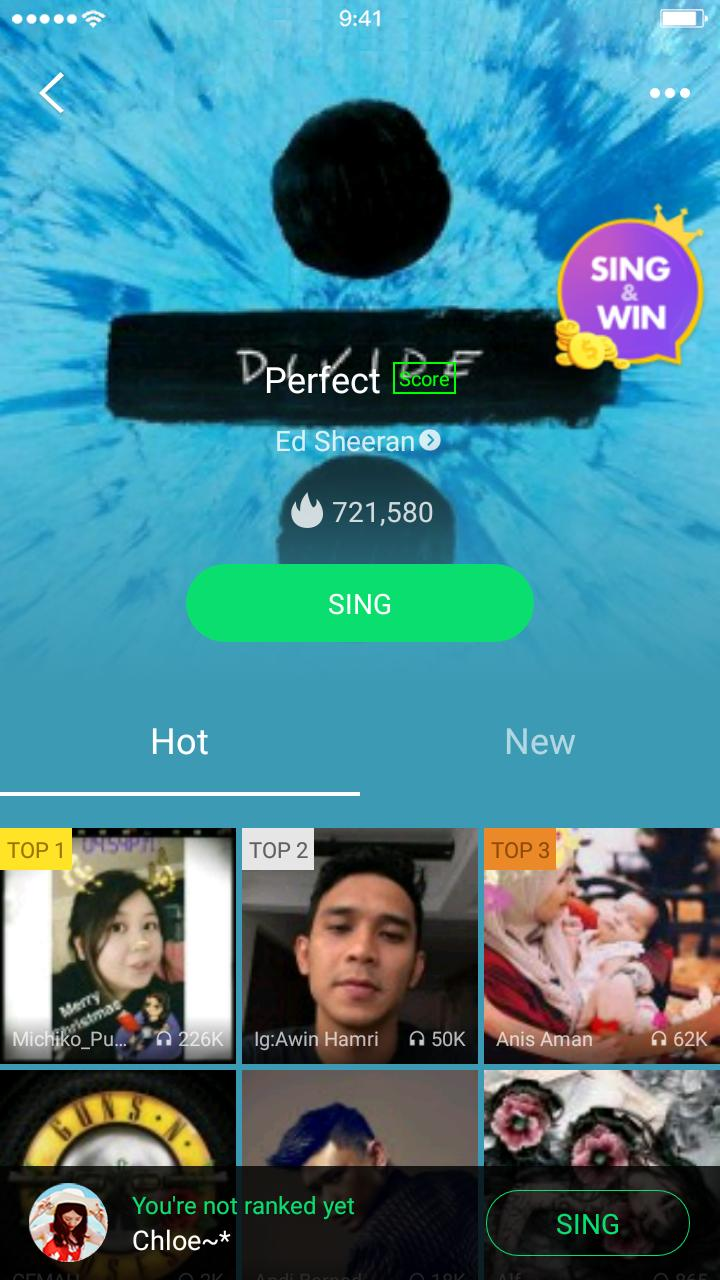 JOOX Music 5.5.2 Screenshot 8