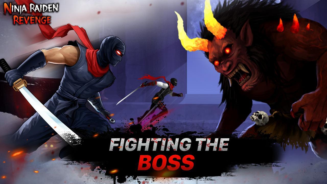 Ninja Raiden Revenge 1.6.5 Screenshot 3