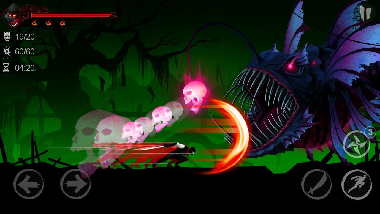 Ninja Raiden Revenge 1.6.5 Screenshot 4