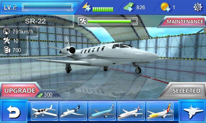 Plane Simulator 3D 1.0.7 Screenshot 11