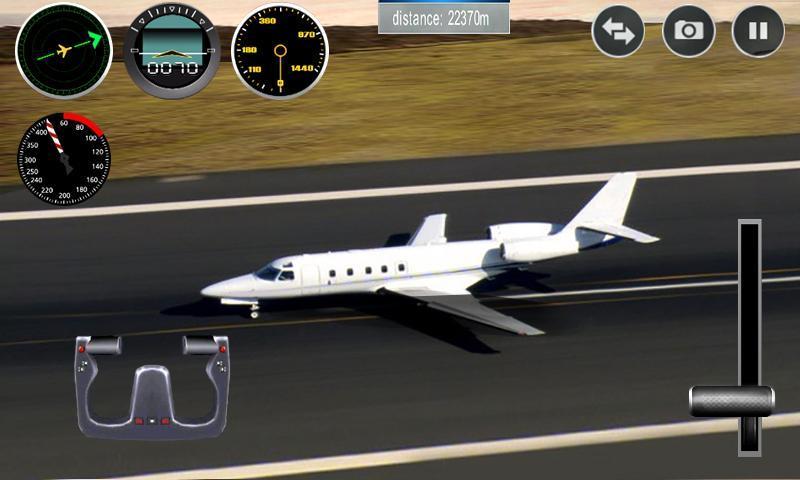 Plane Simulator 3D 1.0.7 Screenshot 2