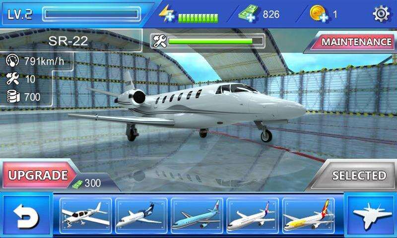 Plane Simulator 3D 1.0.7 Screenshot 3