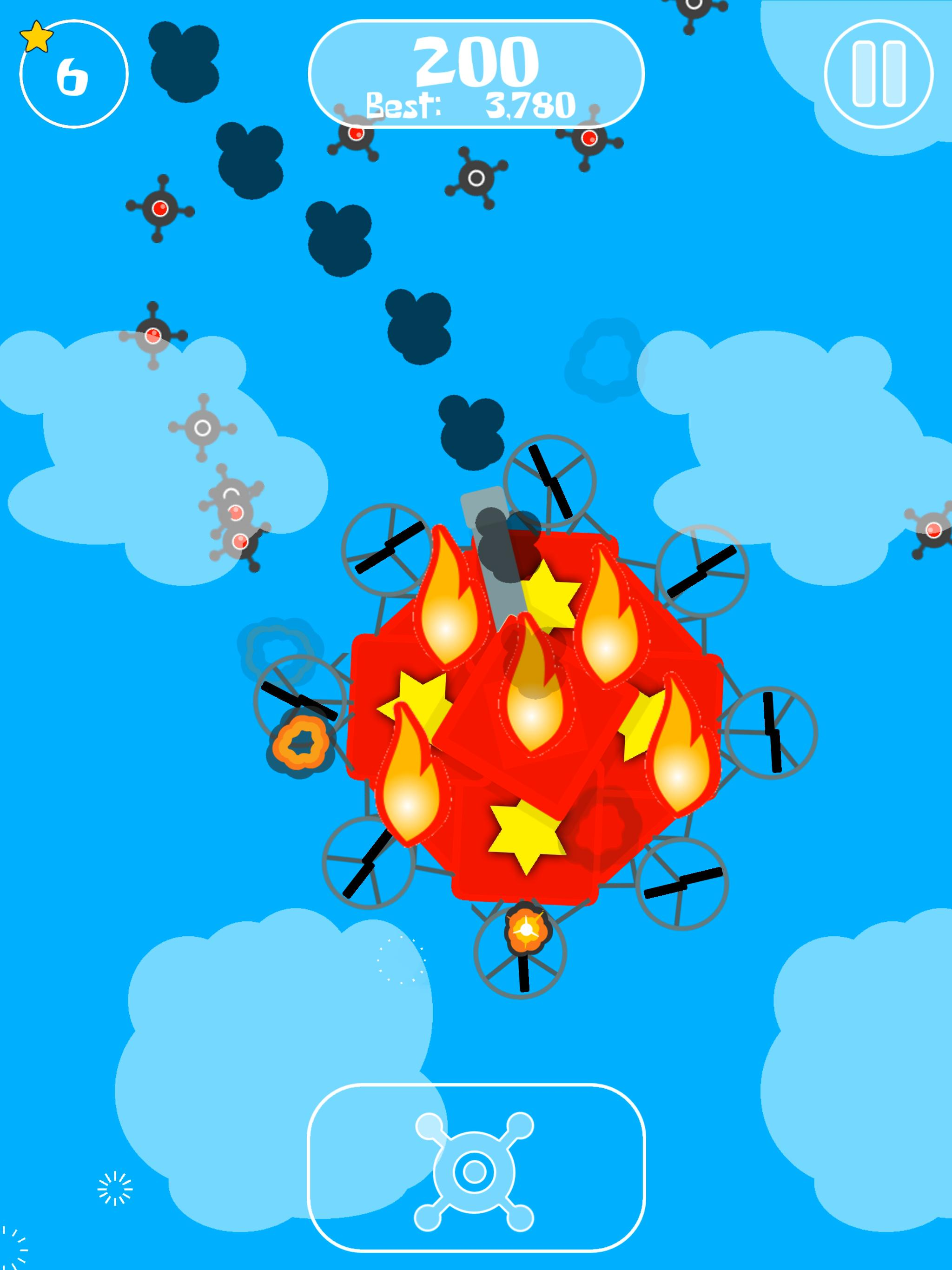 Bird vs. Drone 1.27 Screenshot 10