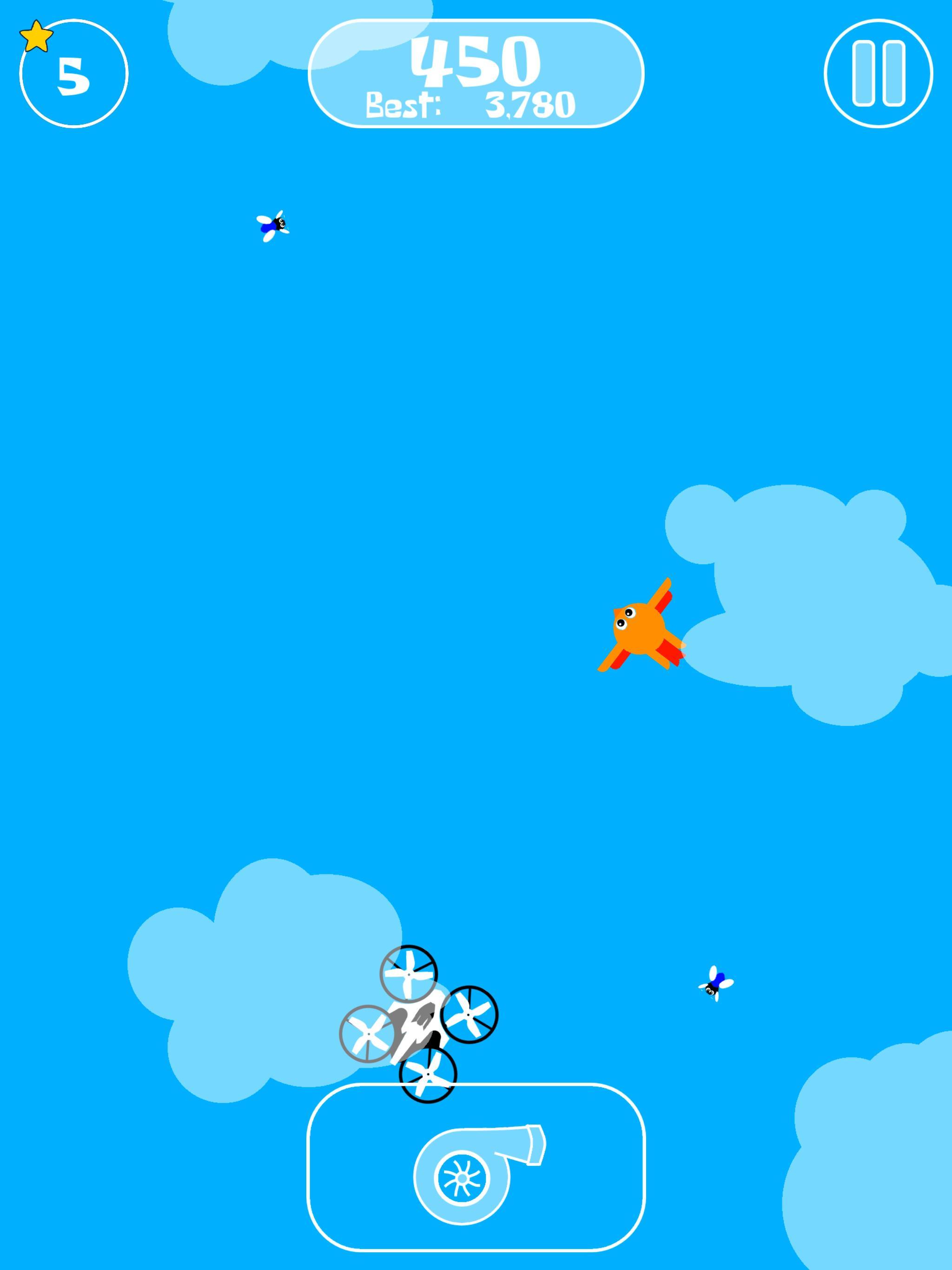 Bird vs. Drone 1.27 Screenshot 11