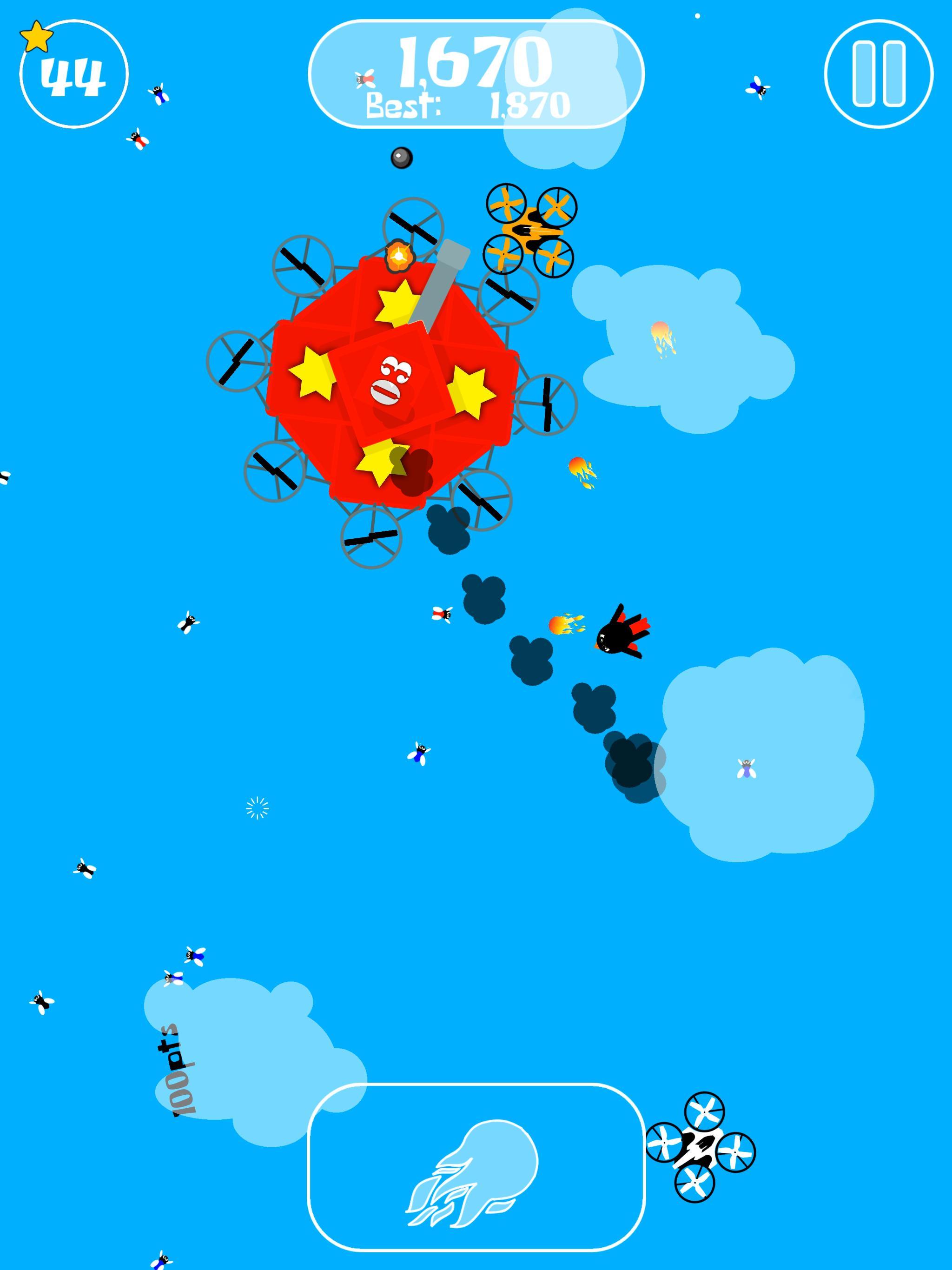 Bird vs. Drone 1.27 Screenshot 12