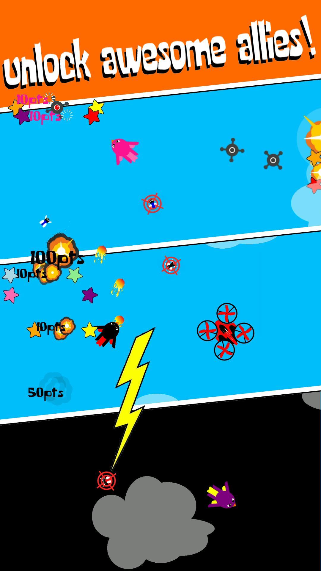 Bird vs. Drone 1.27 Screenshot 2