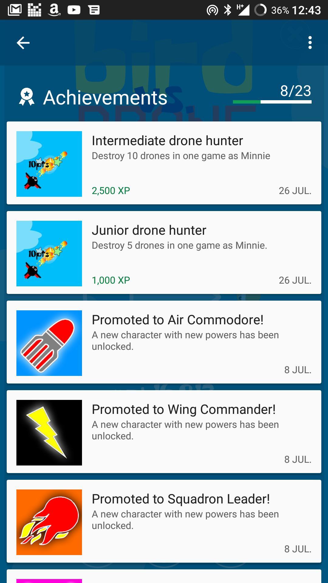 Bird vs. Drone 1.27 Screenshot 5