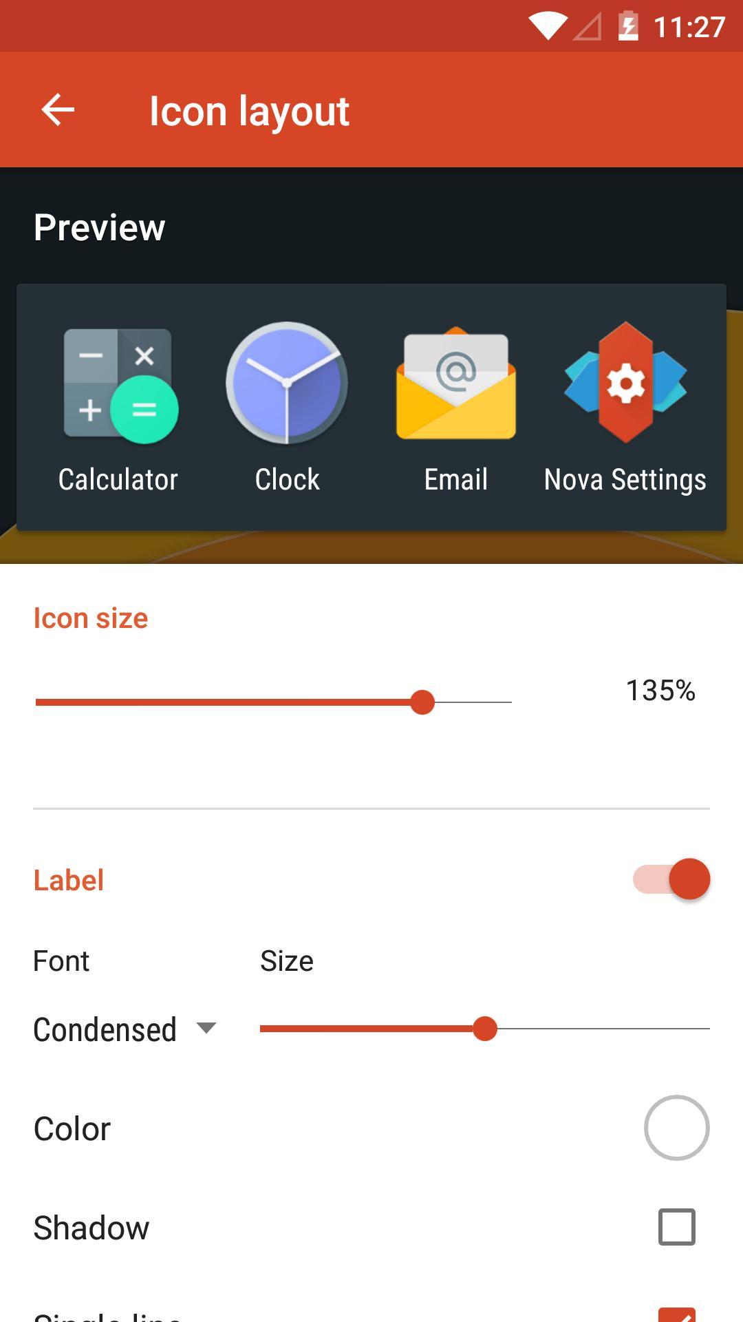 Nova Launcher 6.2.12 Screenshot 3