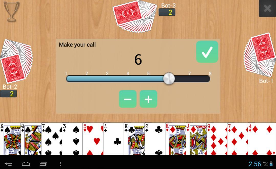 Callbreak Multiplayer 0.2.16 Screenshot 7