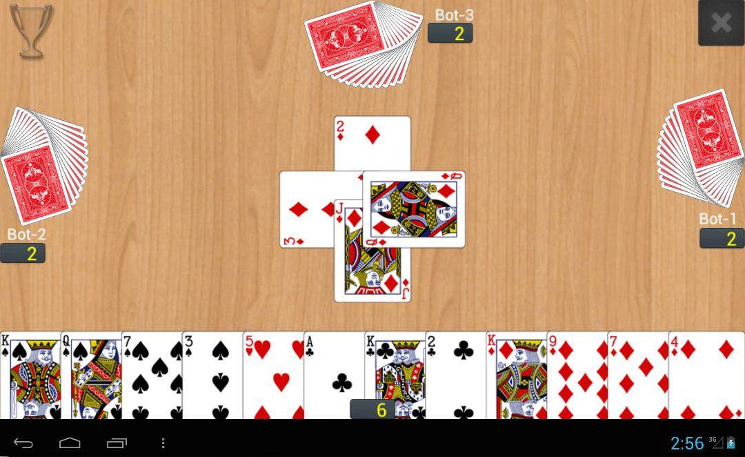 Callbreak Multiplayer 0.2.16 Screenshot 8
