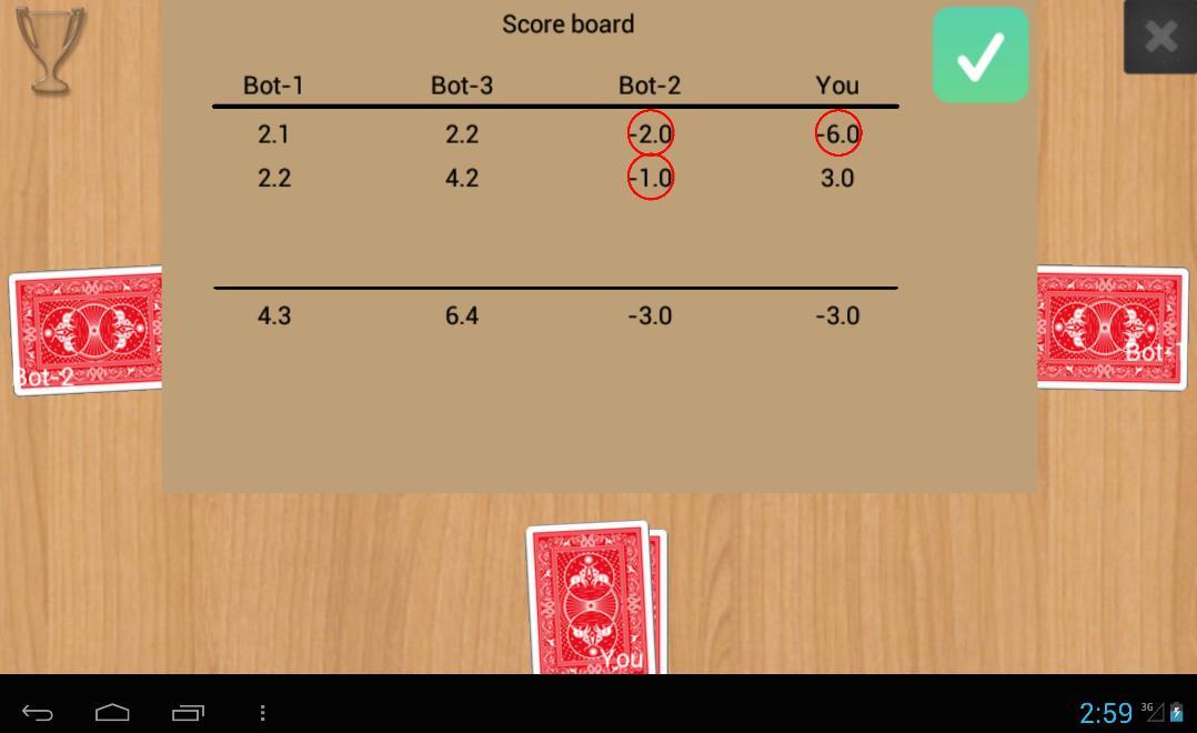 Callbreak Multiplayer 0.2.16 Screenshot 9