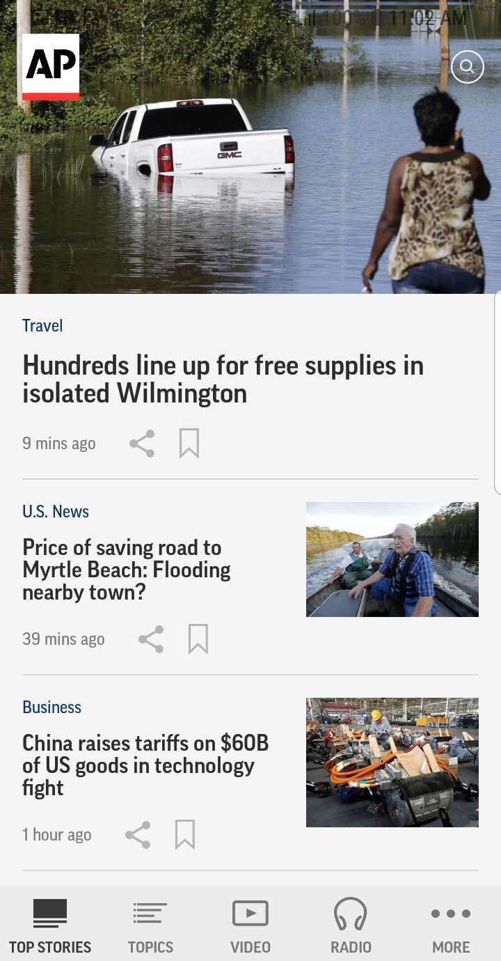 AP News 5.7.0 Screenshot 1