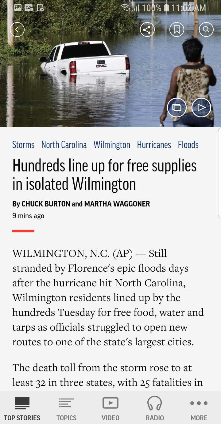 AP News 5.7.0 Screenshot 2