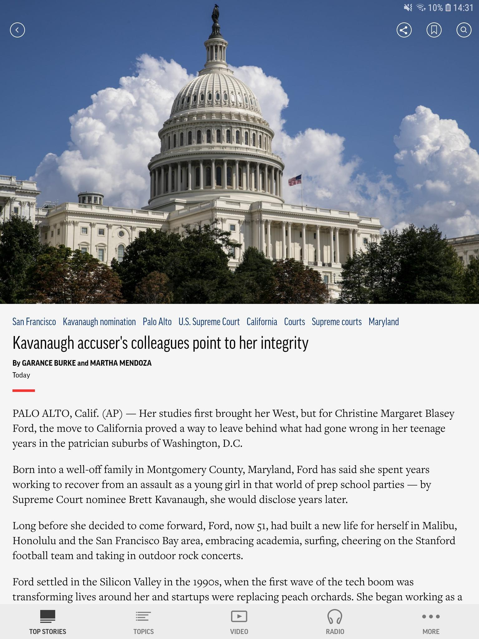 AP News 5.7.0 Screenshot 4